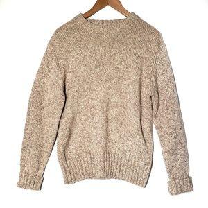 Woolrich    Wool Blend Crew Neck Sweater
